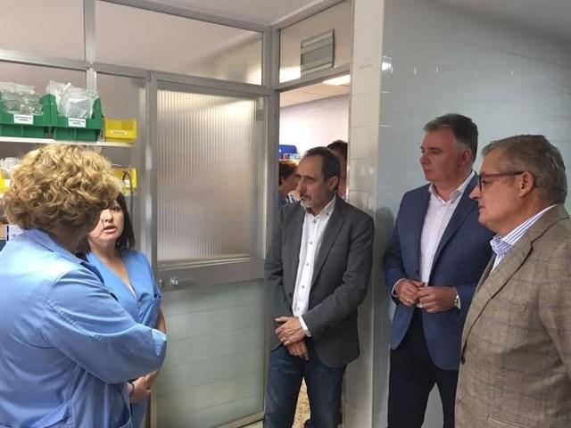 Voluntarios ofrecerán acompañamiento a pacientes oncológicos del Hospital de Riotinto