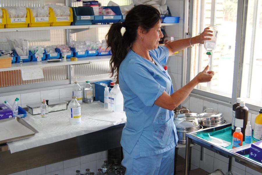El Área Sanitaria Norte de Huelva refuerza la atención a los pacientes más frágiles con la incorporación a su plantilla de dos nuevas enfermeras gestoras de casos