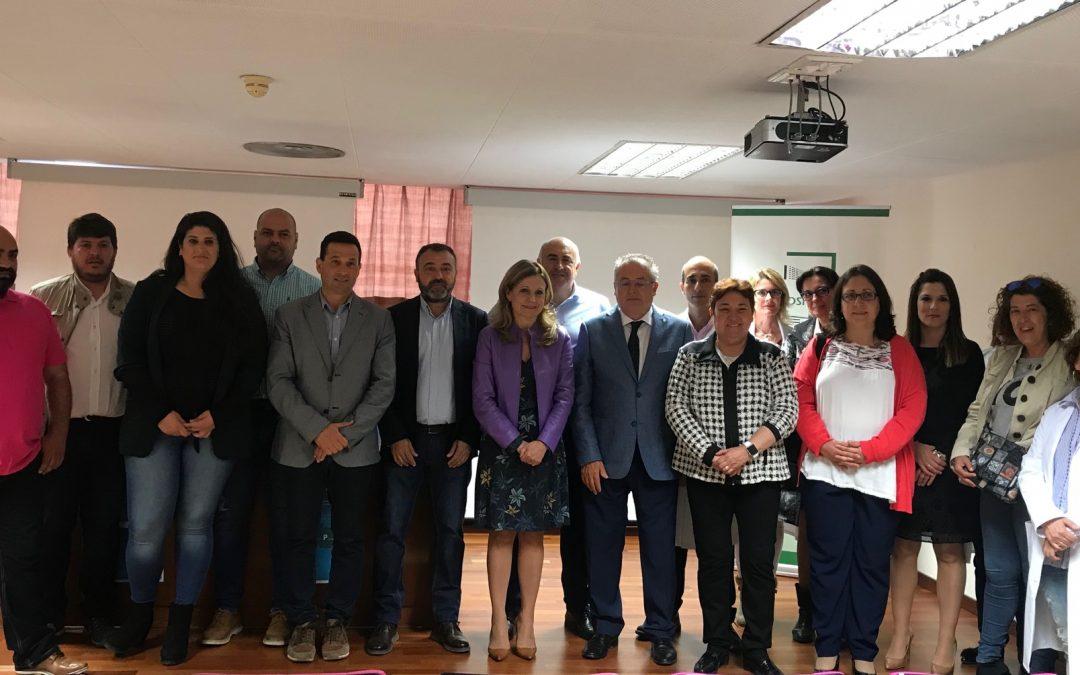 El Hospital de Riotinto registró en 2017 más de 3.500 intervenciones quirúrgicas, 4.000 ingresos, 85.900 consultas y 26.700 urgencias