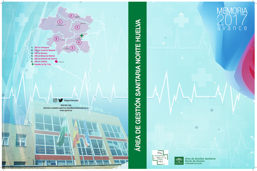 El Área Sanitaria Norte presenta su Memoria Anual de 2017