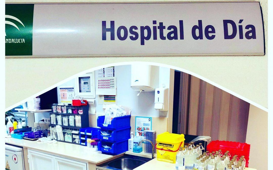 El Hospital de Riotinto amplía la actividad asistencial de su hospital de día a las tardes