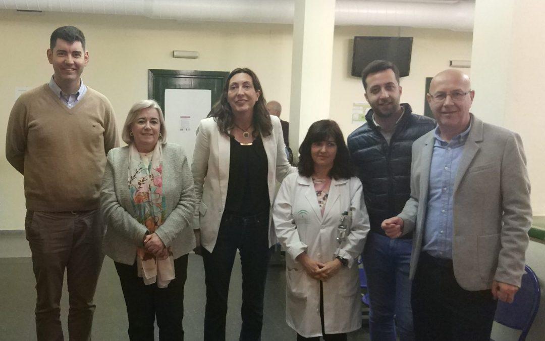 El centro de salud de Valverde incorpora un segundo equipo diario para la atención de las urgencias en el municipio
