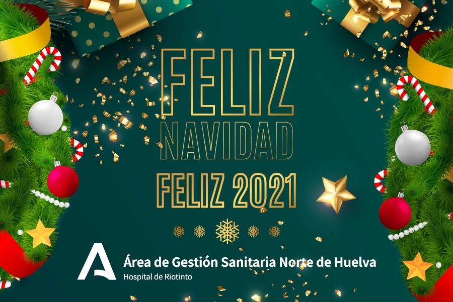 El AGSNH os desea felices fiestas y un próspero 2021