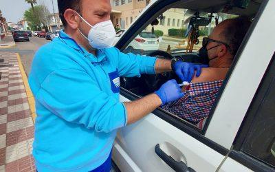 Salud administrará esta semana 3.500 vacunas contra la covid-19 en el Área Sanitaria Norte