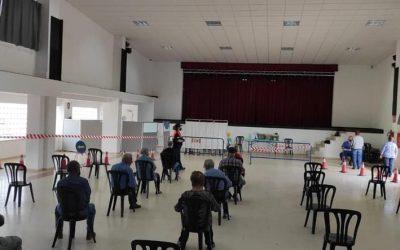 El Área Sanitaria Norte de Huelva organiza esta semana dos nuevas jornadas de vacunación sin cita frente al Covid-19